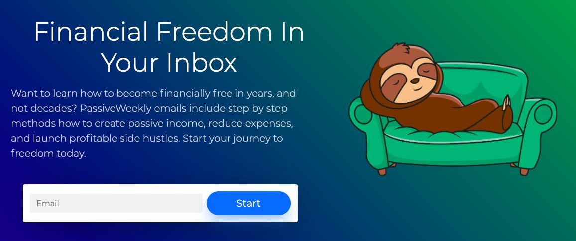 financial freedom micro saas