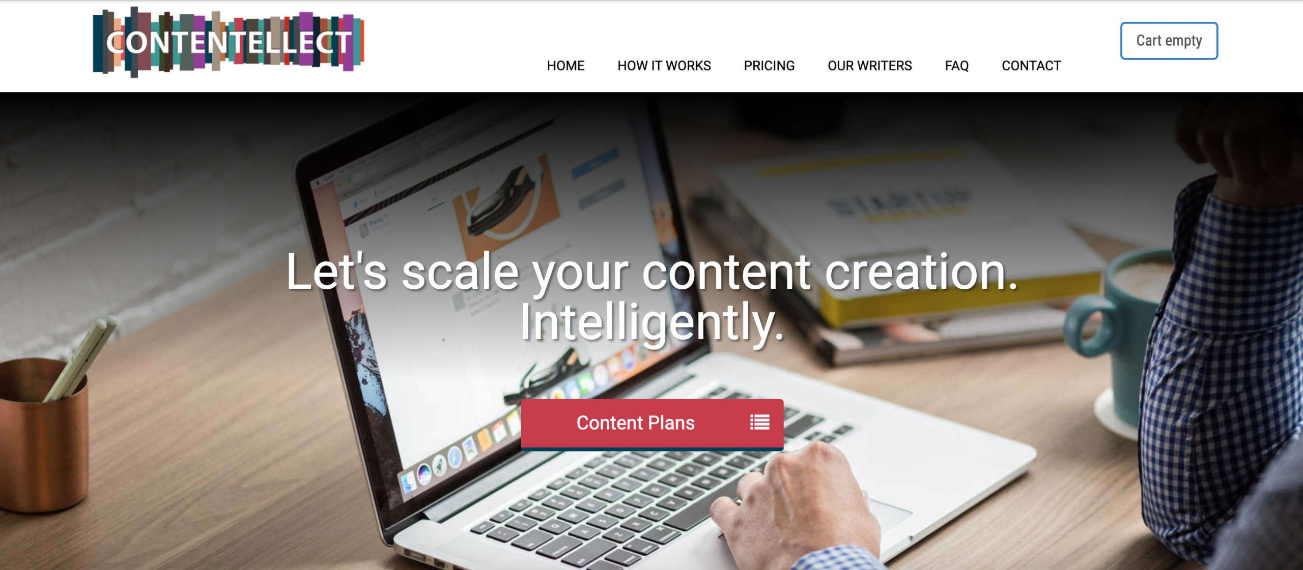 scale business contentellect 2018